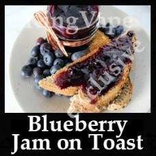 Blueberry Jam on Toast DIwhY 30ml