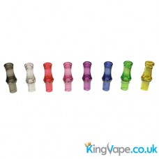 Screw fit drip tip