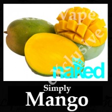 DIwhY Mango - Same Flavour Volume Saver (120ml, 210ml and 300ml)