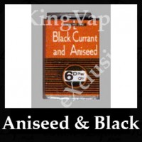 Aniseed and Blackcurrant 10ml NICOTINE FREE