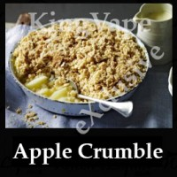 Apple Crumble10ml NICOTINE FREE