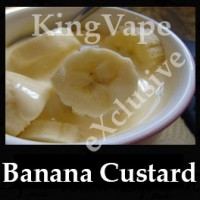 Banana And Custard 10ml NICOTINE FREE