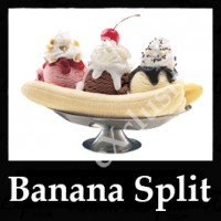 Banana Split DIwhY 30ml