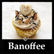Banoffee 10ml NICOTINE FREE