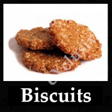 Biscuits 10ml NICOTINE FREE