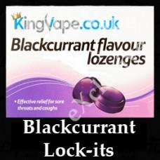 Blackcurrant Lock-its 10ml NICOTINE FREE
