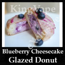 Blueberry Cheesecake Glazed Donut 10ml NICOTINE FREE