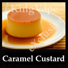 Caramel Custard 10ml NICOTINE FREE