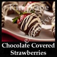 Chocolate Covered Strawberries 10ml NICOTINE FREE