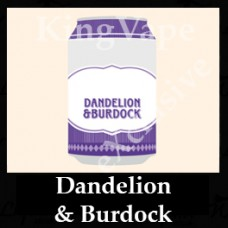 Dandelion and Burdock 10ml NICOTINE FREE