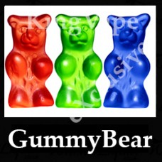 Gummy Bears 10ml NICOTINE FREE