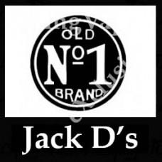 Jack D's 10ml NICOTINE FREE