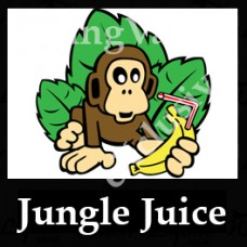 Jungle Juice 10ml NICOTINE FREE