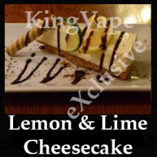Lemon and Lime Cheesecake10ml NICOTINE FREE