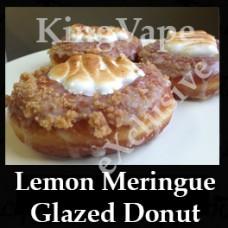 Lemon Meringue Glazed Donut 10ml NICOTINE FREE