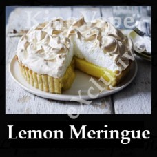 Lemon Meringue Pie 10ml NICOTINE FREE