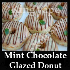Mint Chocolate Glazed Donut 10ml NICOTINE FREE