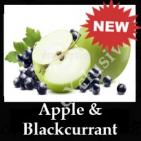 DIwhY Apple and Blackcurrant - Same Flavour Volume Saver (120ml, 210ml and 300ml)