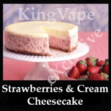 Strawberries and Cream Cheesecake DIwhY 30ml