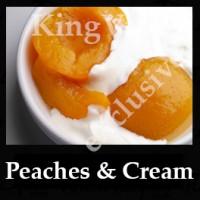 Peaches and Cream 10ml NICOTINE FREE