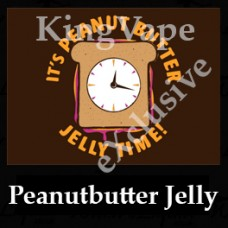 Peanut Butter and Jelly Time 10ml NICOTINE FREE