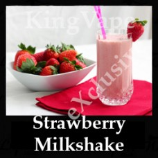 Strawberry Milkshake 10ml NICOTINE FREE