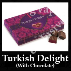 Turkish Delight Chocolate 10ml NICOTINE FREE