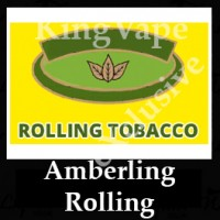 Amberling Rolling Tobacco 10ml NICOTINE FREE