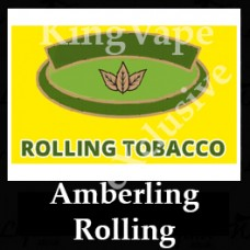 DIwhY Amberling Rolling Tobacco - Same Flavour Volume Saver (120ml, 210ml and 300ml)