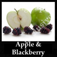 Apple and Blackberry 10ml NICOTINE FREE