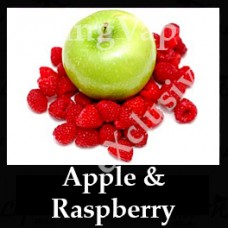 Apple and Raspberry 10ml NICOTINE FREE