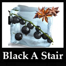 Black A-Stair 10ml NICOTINE FREE.
