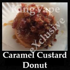 Caramel Custard Donut 10ml NICOTINE FREE