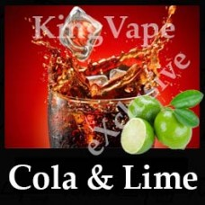 Cola and Lime 10ml NICOTINE FREE