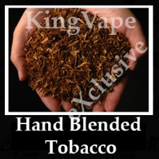 Hand Blended Tobacco 10ml NICOTINE FREE