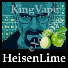 HeisenLime 10ml NICOTINE FREE