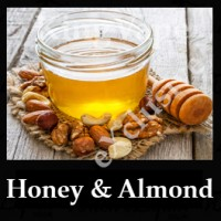 Honey and Almond 10ml NICOTINE FREE