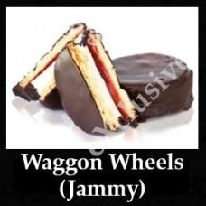 Jammy Wagon Wheels 10ml NICOTINE FREE
