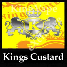 Kings Custard 10ml NICOTINE FREE