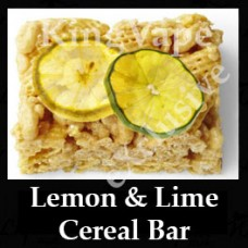 Lemon and Lime Cereal Bar 10ml NICOTINE FREE