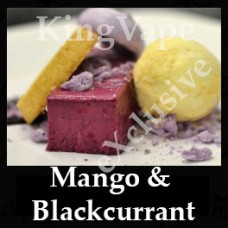 Mango and Blackcurrant DIwhY 30ml