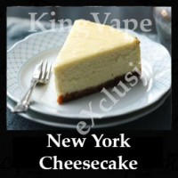 DIwhY New York Cheesecake - Same Flavour Volume Saver (120ml, 210ml and 300ml)