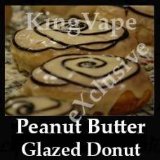 Peanut Butter Glazed Donut 10ml NICOTINE FREE