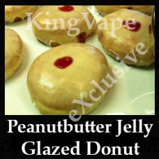 Peanut Butter Jelly Glazed Donut DIwhY 30ml
