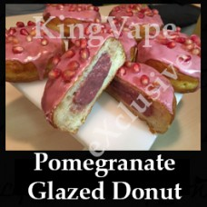 Pomegranate Glazed Donut 10ml NICOTINE FREE