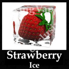 Strawberry Ice 10ml NICOTINE FREE