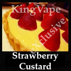 Strawberry Custard 10ml NICOTINE FREE