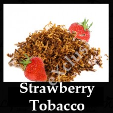 Strawberry Tobacco 10ml NICOTINE FREE