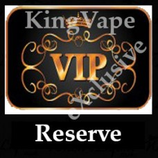 VIP Reserve 10ml NICOTINE FREE