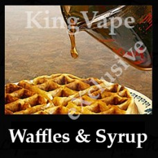 Waffles and Syrup 10ml NICOTINE FREE